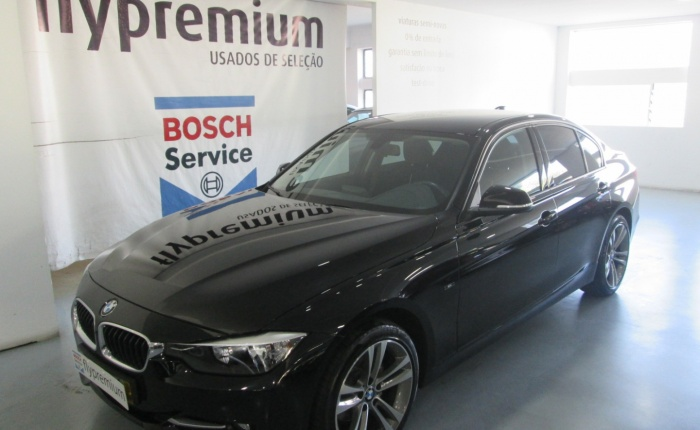 BMW 318, 2015