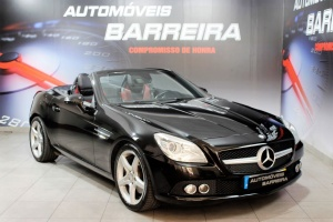 Mercedes-benz Slk 250 CDi BE
