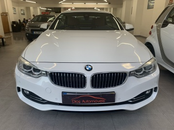 BMW 420 D Luxury Cabrio