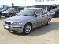 BMW 320 150 CV6 VELOCIDADES