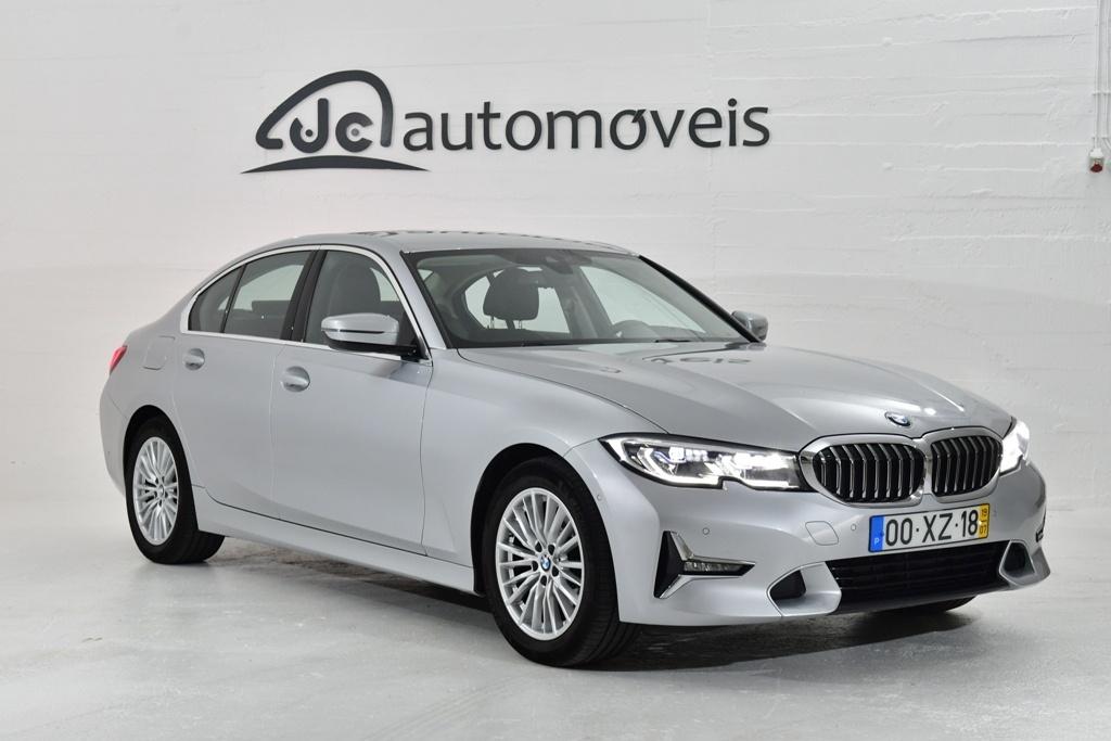 BMW 320 d Luxury Aut.