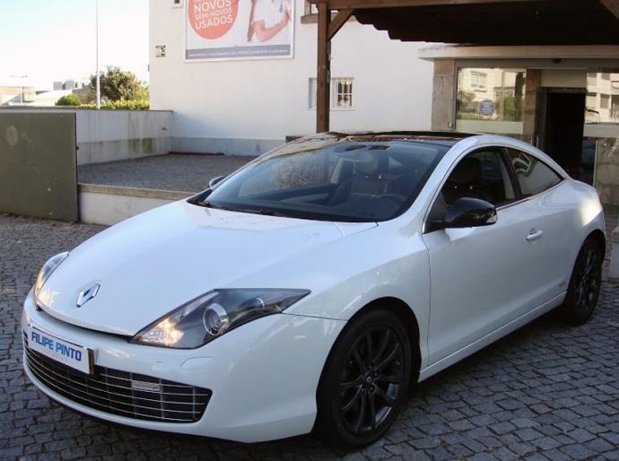 Renault Laguna Coupe 2.0DCI Monaco GP Serie Nº08/31 Four Control