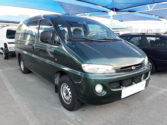 Hyundai H-1 9  lugares