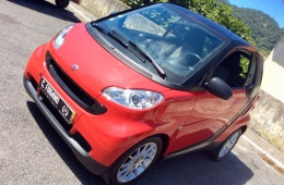 Smart ForTwo 1.0 Mhd