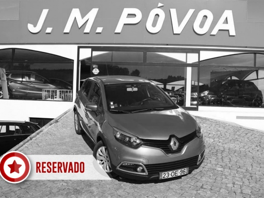 Renault Captur, 2013