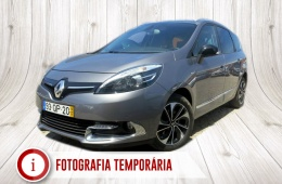 Renault Grand Scénic 1.6 DCI Bose Edition 130cv