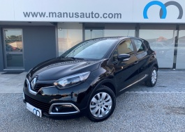 Renault Captur 1.5 DCI Exclusive GPS