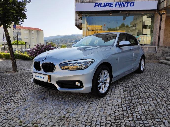 BMW 116 D LineSport | Cxa Automática