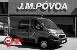 Peugeot Boxer 2.2 HDI L1H1 110cv