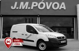 Peugeot Partner 1.6 BlueHDI L2 Premium 100cv