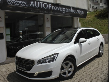 Peugeot 508 SW S&S Active 1.6 Blue Hdi