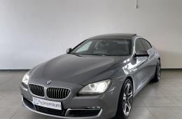 BMW 640 Grand Coupé d Pack M