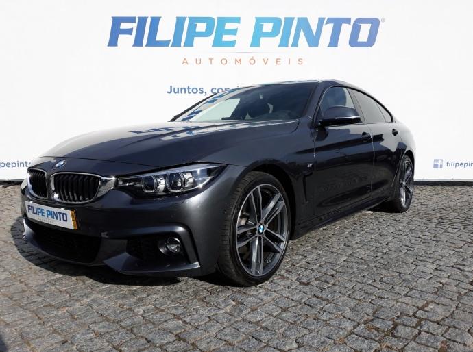 BMW 420 Grand Coupé Pack M Auto Novo Facelift