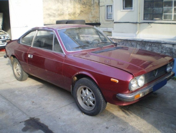 Lancia Beta 1300 Coupé