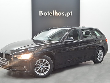 BMW 320 D Touring Line Luxury