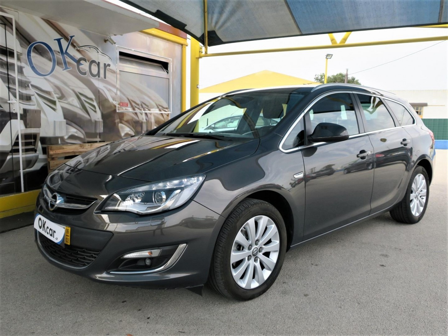 Opel Astra Sports Tourer 1.6 CDTi Excite SS