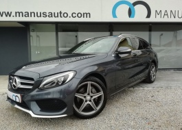 Mercedes-Benz C 200 D Station AMG 136 CV