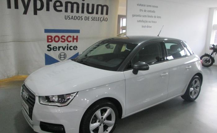 Audi A1 Sportback, 2017