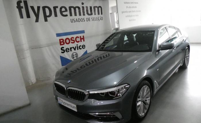 BMW 520, 2017