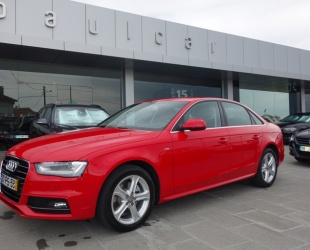 Audi A4 2.0 TDI S-LINE EXT.