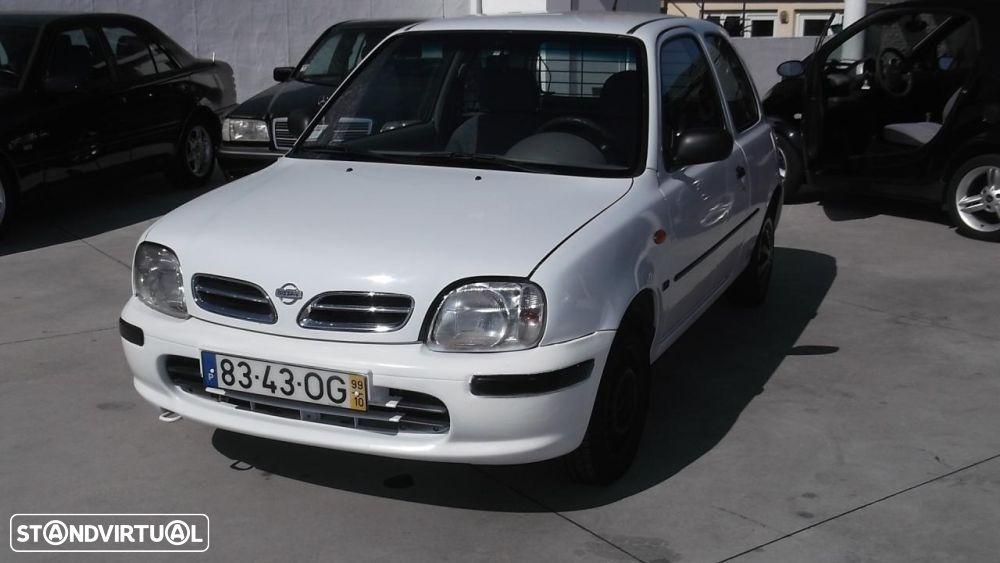 Nissan Micra 1.5 D VAN