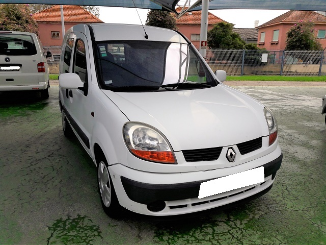 Renault Kangoo 1.5DCI 80