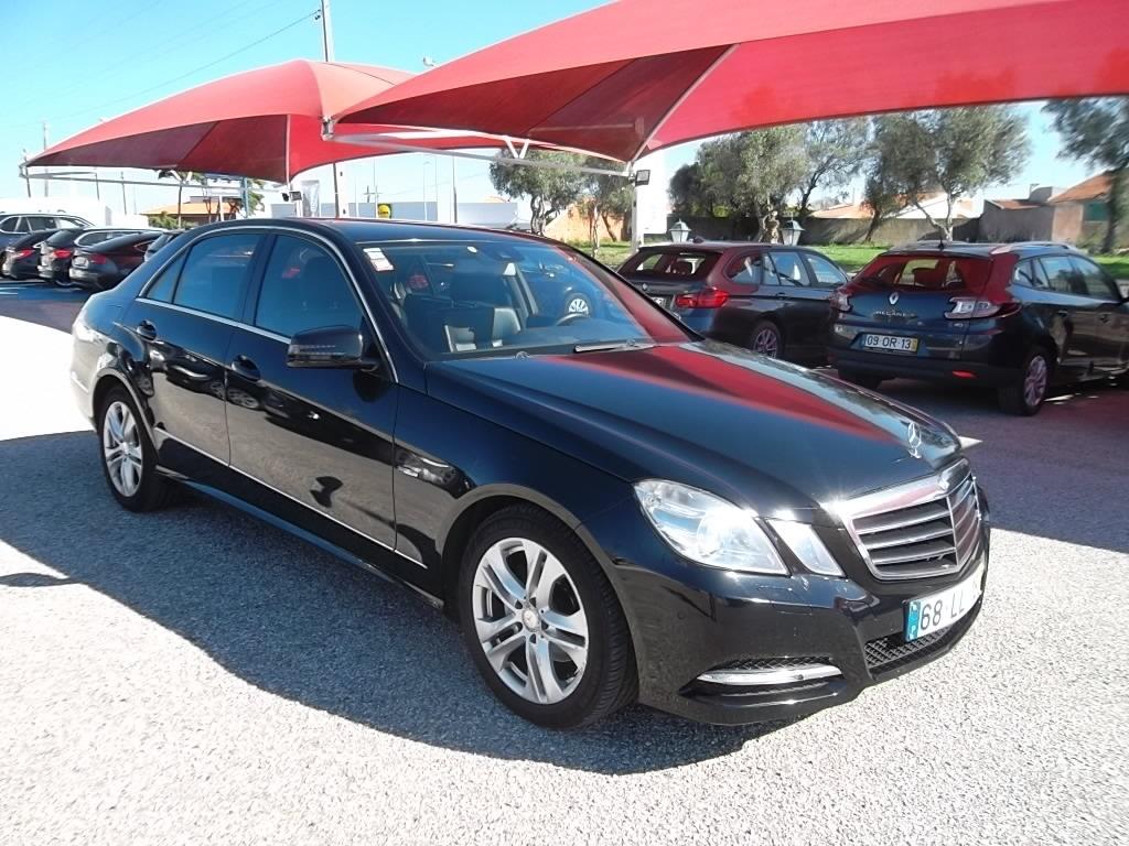 Mercedes-Benz E 220 CDI AVANTGARDE 60.000 KM´S