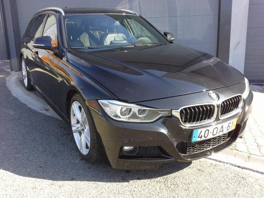 BMW 320, 2013