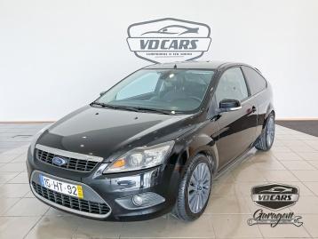 Ford Focus sport titanium