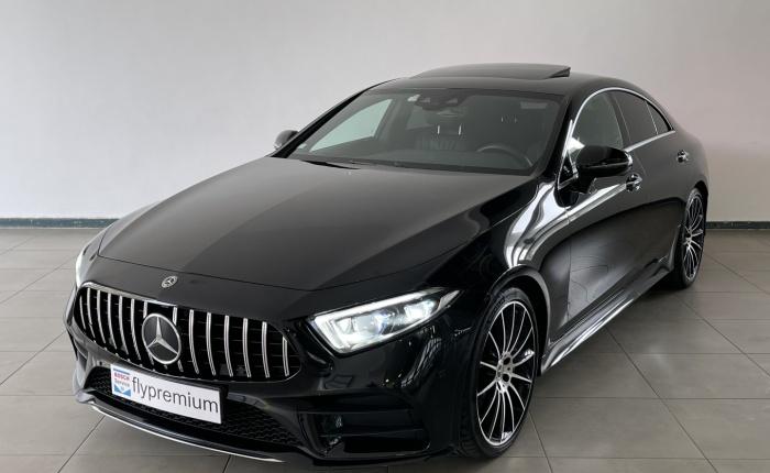 Mercedes-Benz Classe CLS, 2018