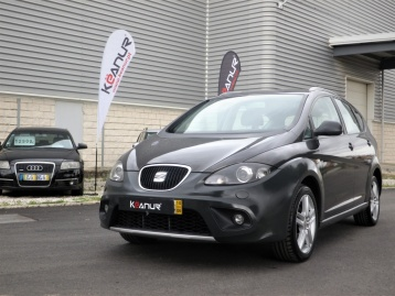 Seat Altea Freetrack 1.6 TDI Style ecomotive