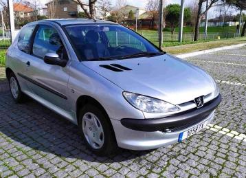 Peugeot 206 VAN 1.4HDI