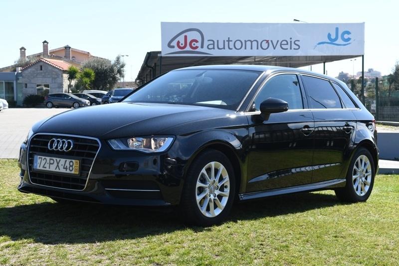 Audi A3 Sportback 1.6 TDI Attraction