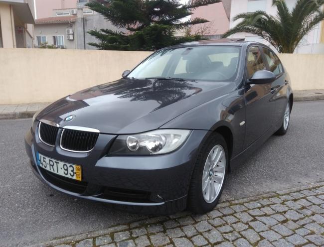 BMW 320 D Dynamique Sport (177cv)