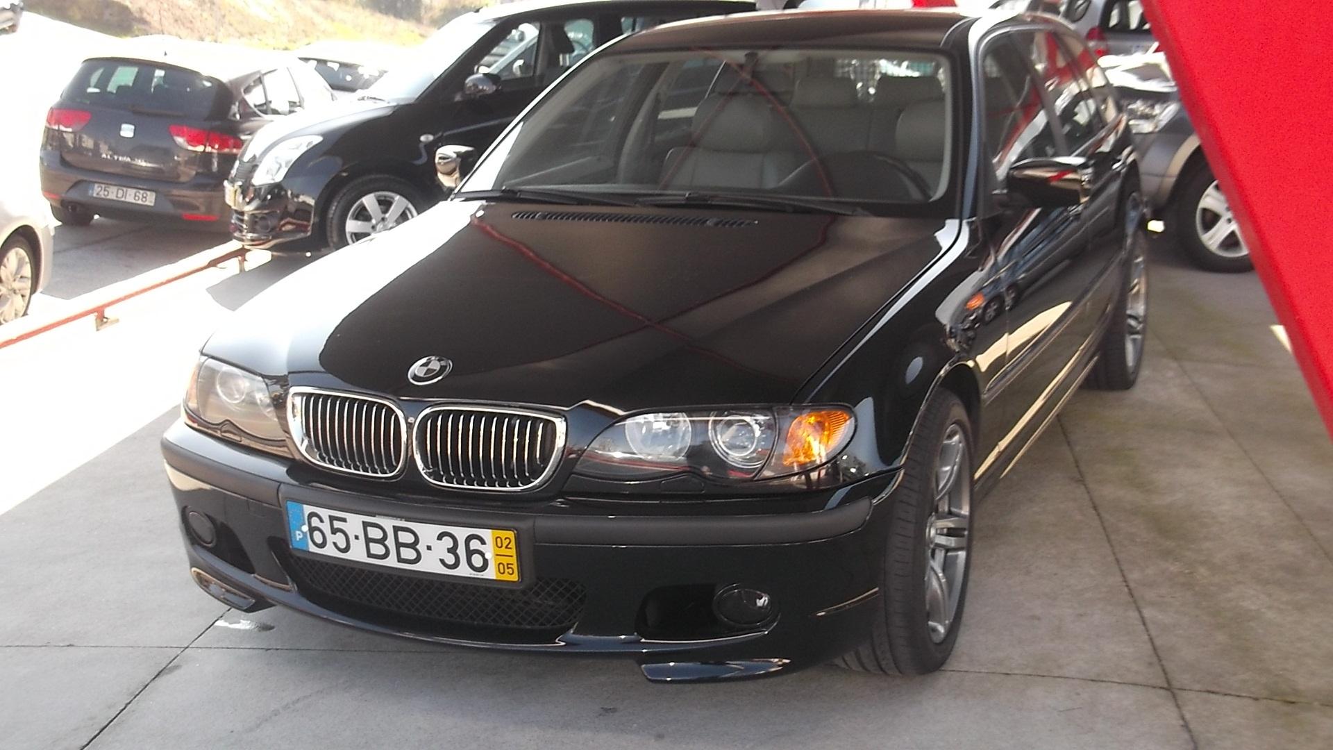 BMW 320 D TOURING 150 CV