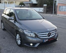 Mercedes-benz B 180 blueficient