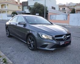 Mercedes-benz Cla 220 urban