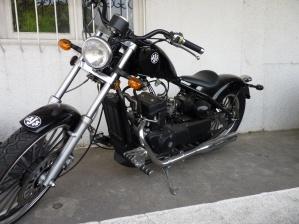 AJS Bobber  125 cc