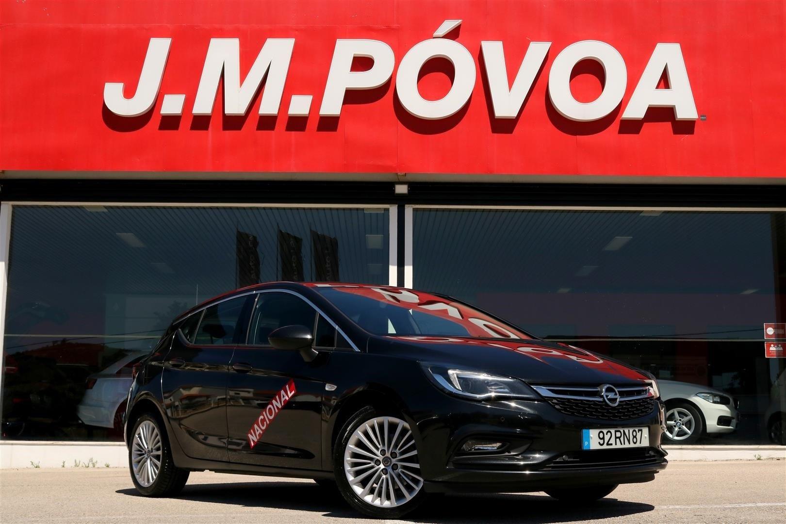 Opel Astra 1.6 CDTI Innovation S/S 136cv