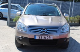 Nissan Qashqai +2 7 lugares