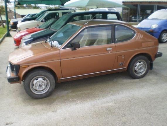 Suzuki Fronte SC 100 CX GLAN