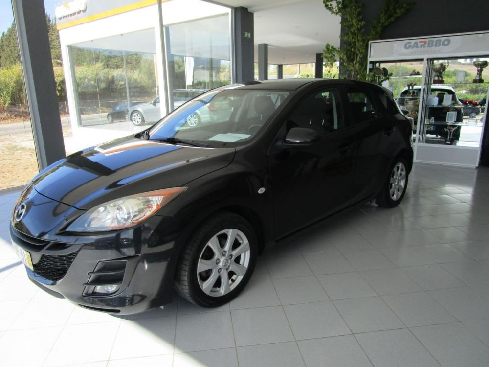 Mazda 3 MZ-CD 1.6 exclusive