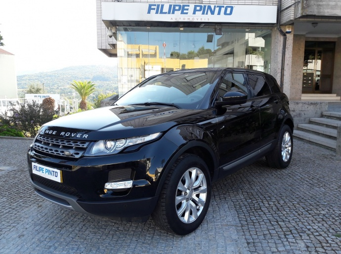 Land Rover Evoque ED4 Dynamic