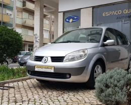 Renault Grand Scénic 1.5 dci Luxe Dynamique