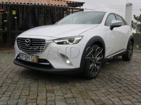 Mazda CX-3 1.5 Sky.Exce.HT L.White Navi