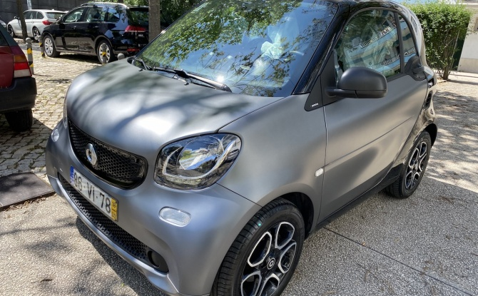 Smart ForTwo Passion 0,9 Turbo 90cv Navi