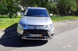 Mitsubishi Outlander KAITEKI
