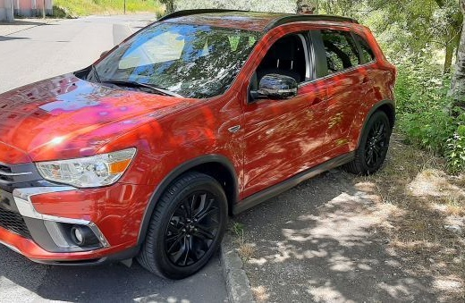 Mitsubishi Asx 1.6 DI-D Intense Black Edition