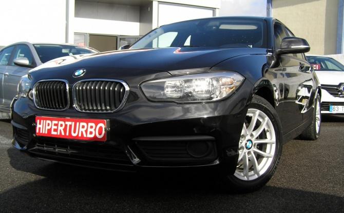 BMW 116  Dynamics Edition NAVI