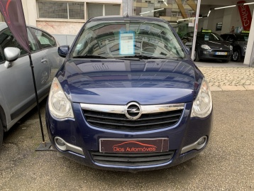 Opel Agila 1.3 CDTI EcoFlex